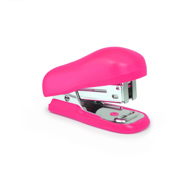 Bug Mini Heftgerät (Hot Pink)